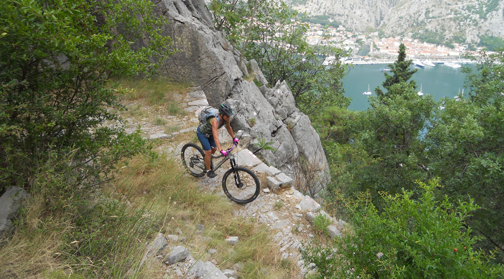 Montenegro Mountainbike