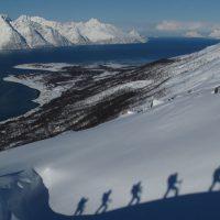 Skitouren Lyngen Norwegen