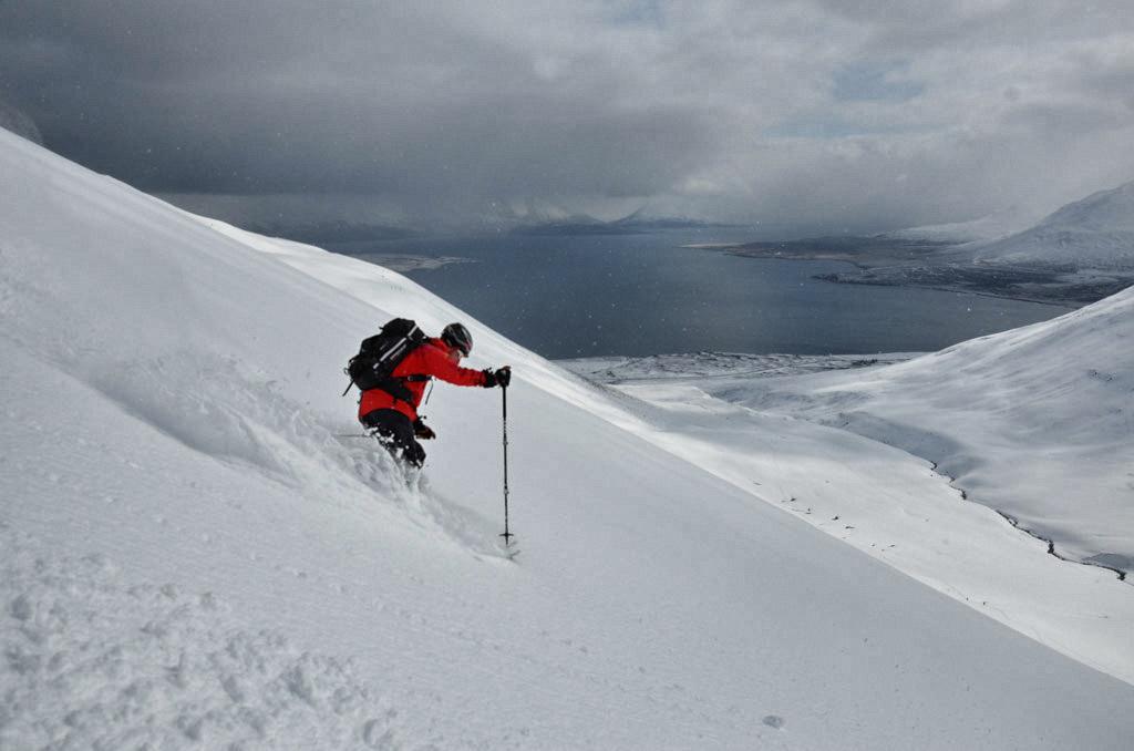 Skitouren Island