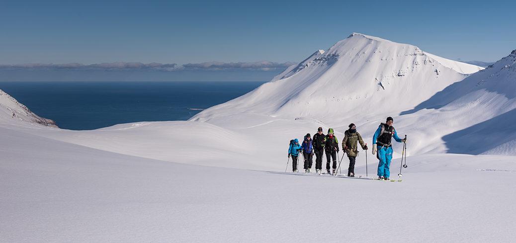 skitour island siglufjordur