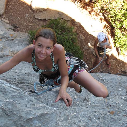 Reisen Klettern Segeln mit Bergführer und Skipper Paul Held