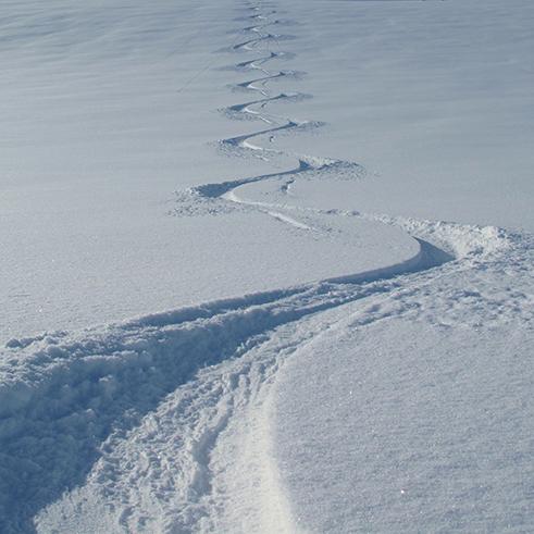 Skitourenreisen Valle Stura Piemont Italien mit Bergführer Paul Held