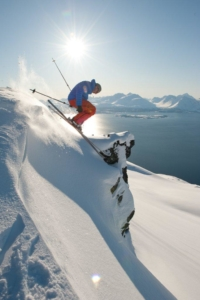 Skitouren Lyngen Norwegen Ski touring Lyngen Alps Norway